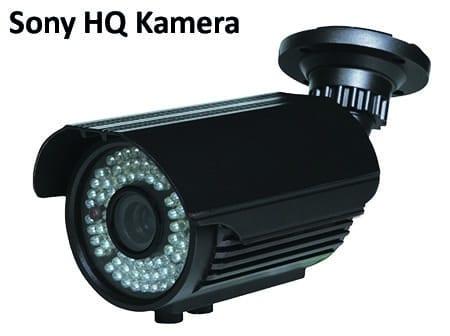 Sony Vario Infrarotkamera 2.8 - 10mm HQ (12V DC; 0.4A)-Einzelbild